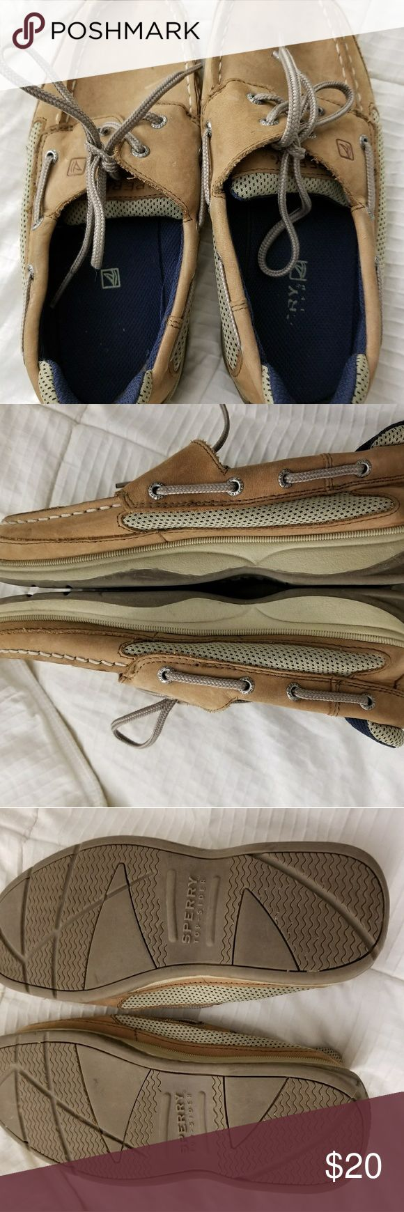 Boys Sperry Topsiders Gently used boys Sperry Topsiders. Sperry Shoes Moccasins