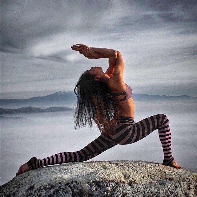 ⭐️ Download Yoga Time app. A yoga studio — in your pocket. #yoga #videos #app