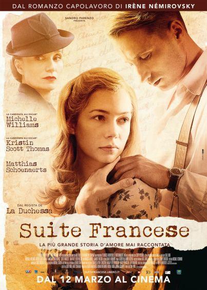 """Dal romanzo di Irène Némirovsky """"SUITE FRANCESE"""" al #cinema dal 12 marzo 2015 ... #film #trailer"""