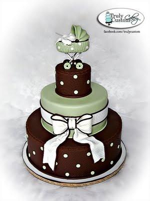 Baby Shower CakeShowers, Shower Ideas, Baby Shower Cakes, Baby Cake, Cream Cheese, White Chocolate, Cake Ideas, Baby Carriage, Baby Shower