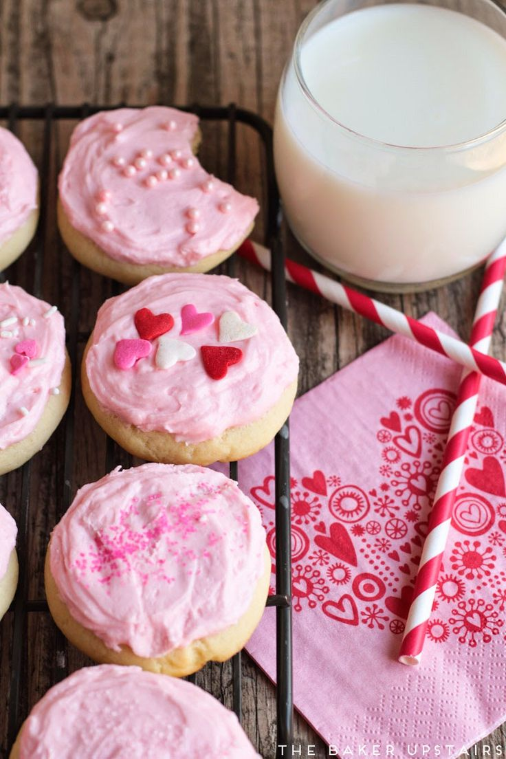 the baker upstairs: the best soft sugar cookies