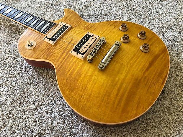 Super süße Neupreis weltweite Auswahl an Gibson Les Paul Faded Standard 2007 Honeyburst Chambered ...