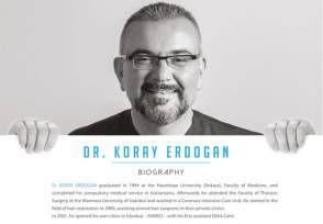 FUE Hair Transplant Turkey Medical Center - Dr Koray Erdogan