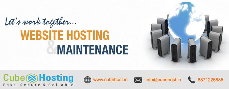 Cube Hosting website have been designed and furnished with the plans that fit the needs and preferences of every webmaster.