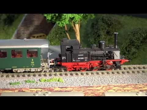 Trix BR89 museum locomotief met geluid