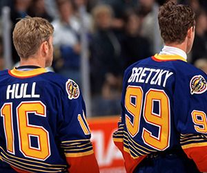 20 Years Ago, No. 99 Arrived in St. Louis - St Louis Blues - News
