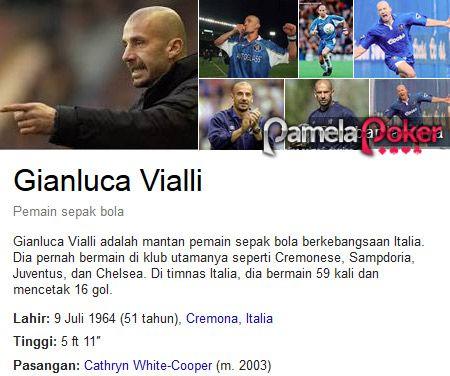 Daftar Pokeronlineindonesia Berita Chelsea Gianluca Vialli - Gianluca Vialli percaya musim panas kemarin menjadi tanggung jawab untuk musim yang buruk Chelsea