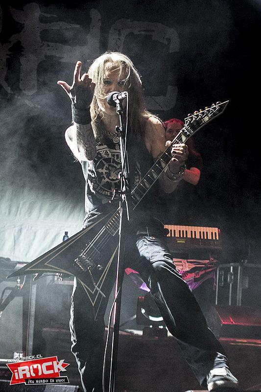 Galería | Children Of Bodom en Chile 2016 | | iRock WebZine