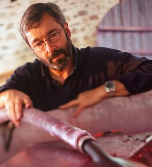 Stephen Henschke Winemaker Henschke Wines. Barossa. Australia