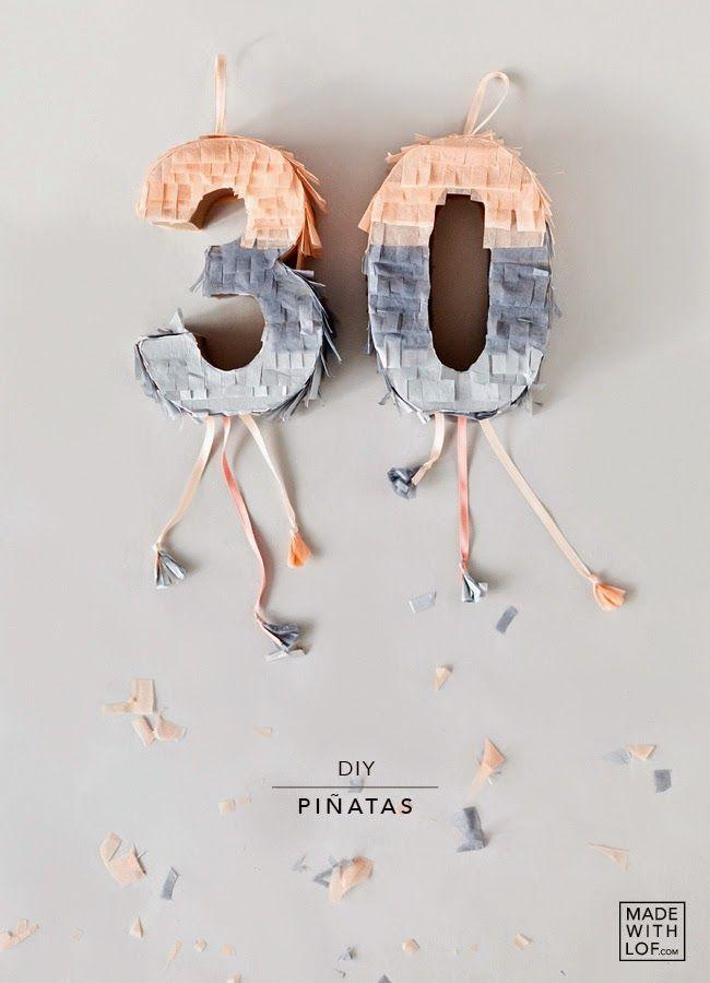 Made with lof: Cómo hacer una Piñata en 5 sencillos pasos