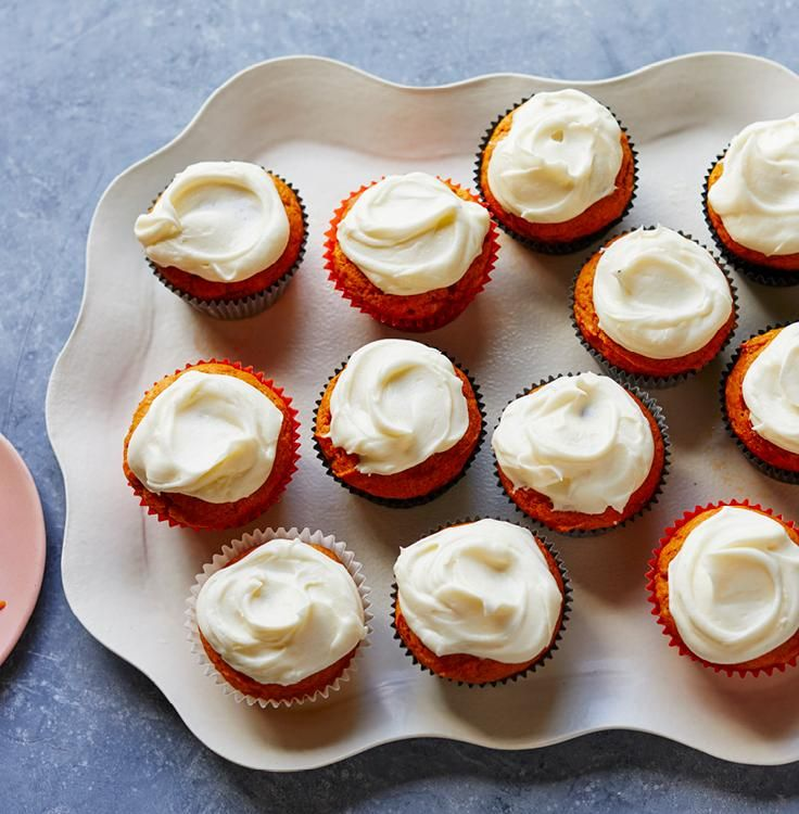 Pumpkin Pie Cupcakes With Cream Cheese Frosting Recipe