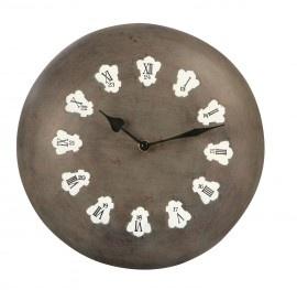 Comptoir de famille clock horloge adelaide 30 cm - Comptoir de famille shop online ...