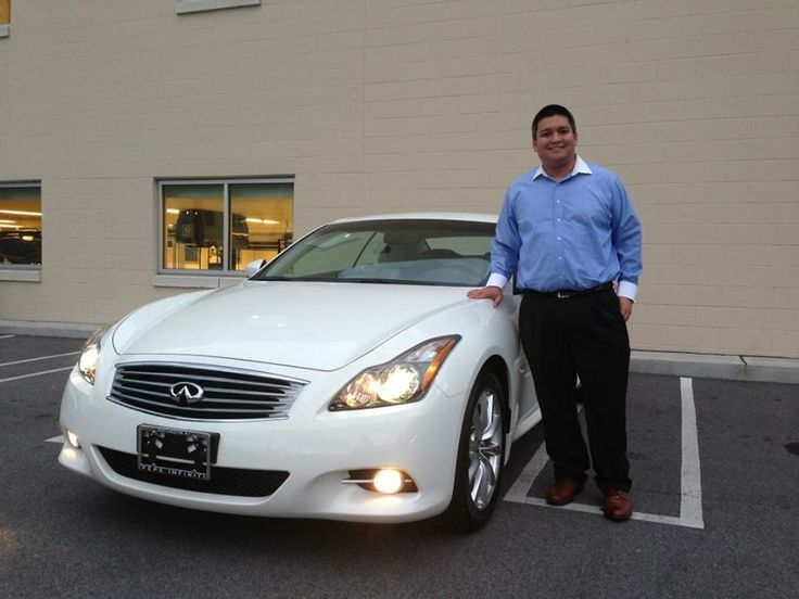 Congratulations to William C. of Connecticut, owner of a beautiful 2013 G37 Convertible.