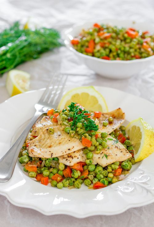 2861 best healthy chow images on pinterest healthy meals for Sole fish nutrition