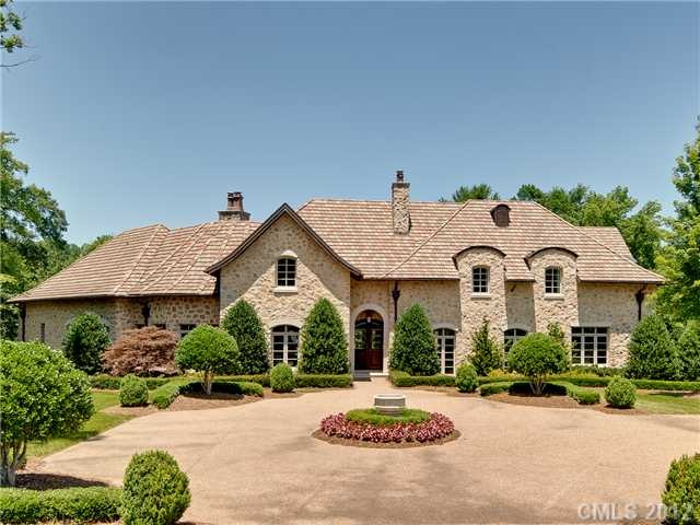 Another #SouthCharlotte European style home.   $3,500,000