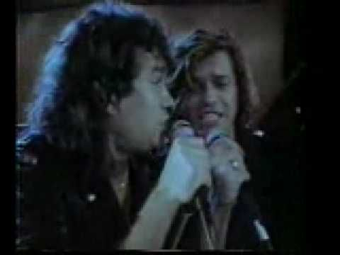 """INXS and Jimmy Barnes- """"Good Times"""" - Miss you Michael - the boy sure could sing..."""