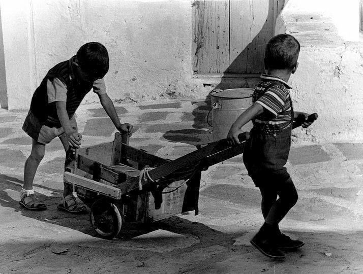 ΜΥΚΟΝΟΣ 1962 ΦΩΤΟΓΡΑΦΙΑ Hubertus Hierl