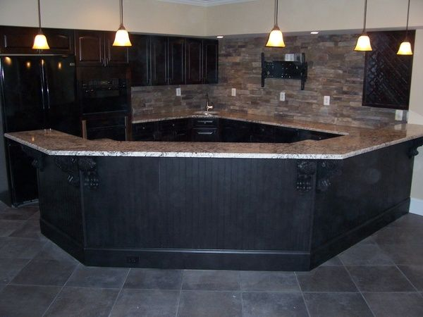 575 best images about bar ideas on pinterest bar areas for Kitchen corner bar ideas