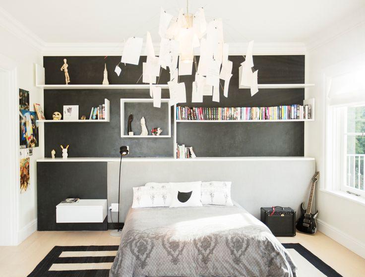 Anche una camera da letto piccola può essere accogliente e funzionale, basta…