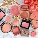 Today on the blush we're looking at my Top 10 Peachy Coral Blushes for Spring! 🍑 #beauty #makeup #blush #blushaddict #blushjunkie #toofaced #clinique #narsissist #benefitcosmetics #charlottetilbury #milani