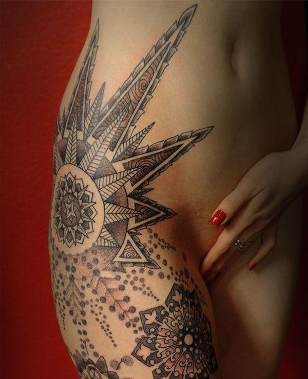 Mandala Tattoo Design On Pinterest: 1000+ Ideas About Mandala Tattoo Design On Pinterest