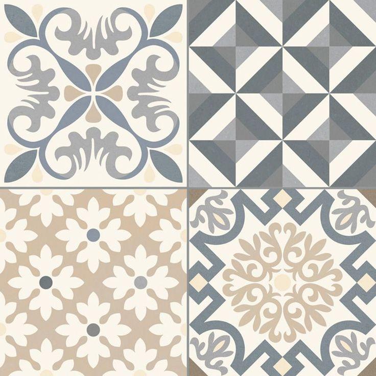 Best 25 imitation carreaux de ciment ideas on pinterest carreaux de ciment - Carreaux ciment patchwork ...