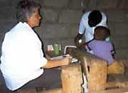Akado Women's Group   Family Care Foundation (FCF) program for HIV/AIDS Care