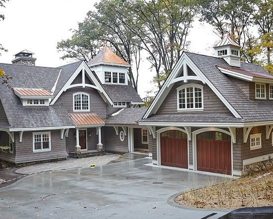 25 best ideas about attached garage on pinterest garage for Double story garage