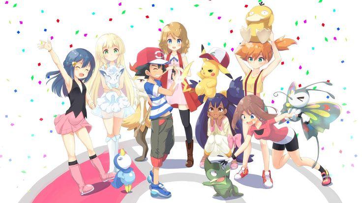 Happy 1000 episodes | Pokémon | Know Your Meme