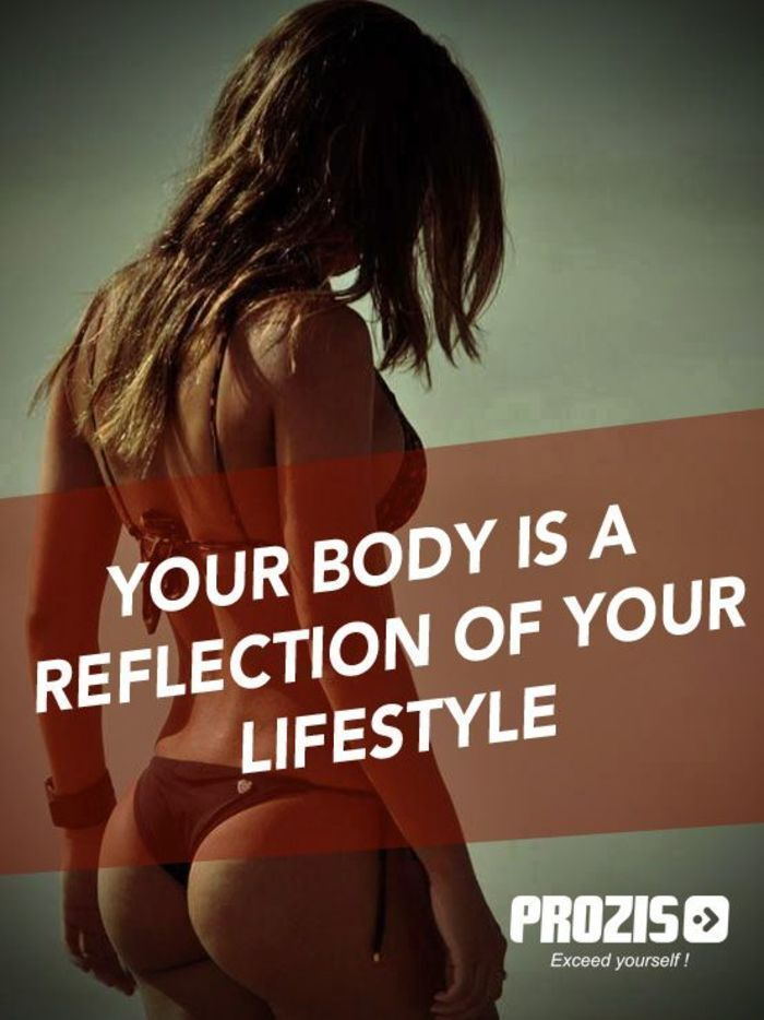 your-body-is-the-reflection-of-your-lifestyle #FemaleBodybuildingDiet,