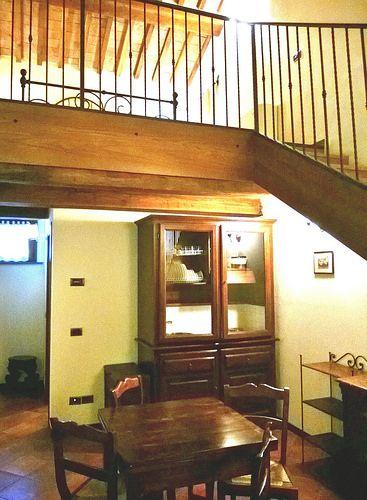 Inside Countryhouse Montecorneo  http://www.montecorneo.com/