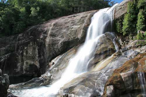 Murray Falls  Girramay National Park, Queensland, Australia