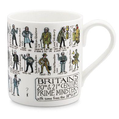 Prime Ministers Mug | £9.99