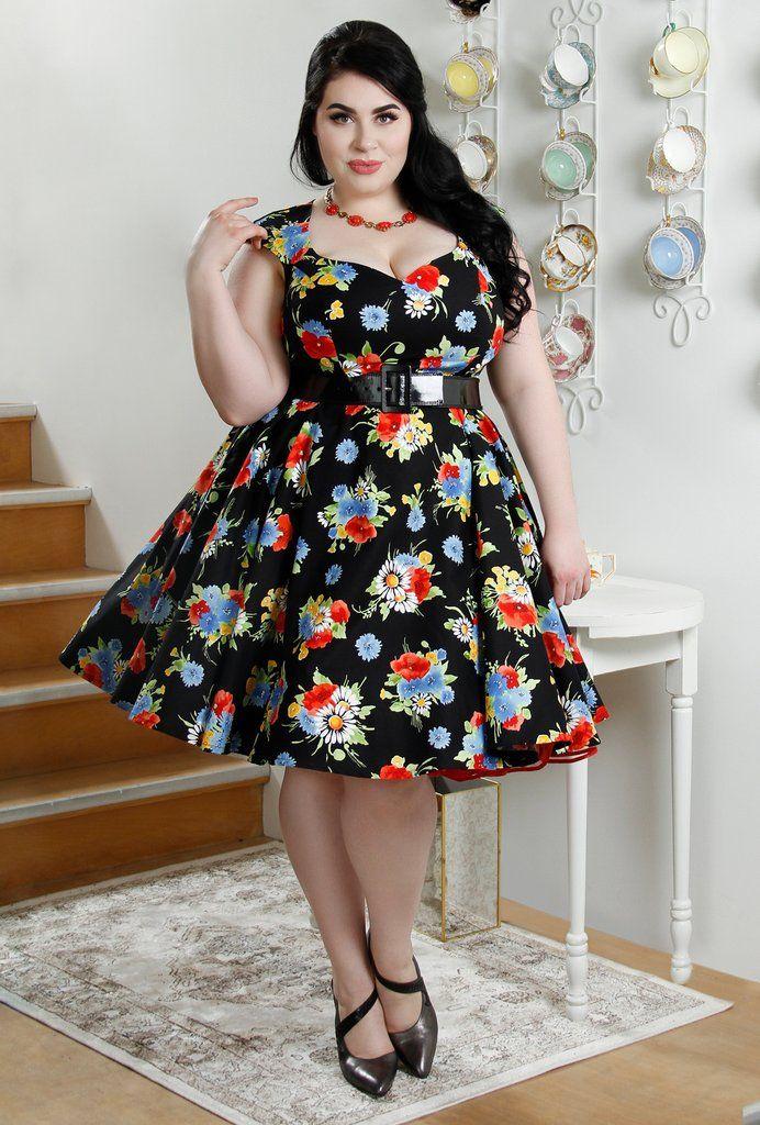 Brooke Dress - Savage Garden