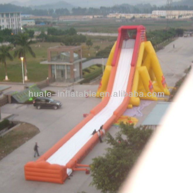 Water Toys For Grown Ups : Best ideas about inflatable water slides on pinterest