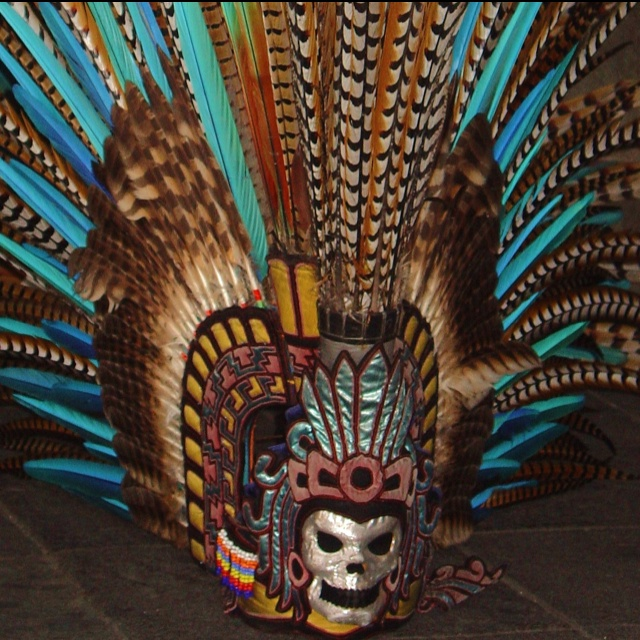 Why Wear Headdresses  Mexicolore