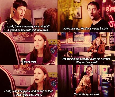 First and Last Scenes - Nathan & Haley