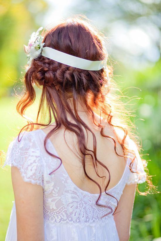 Garden Bohemian Wedding Inspiration | Polka Dot Bride