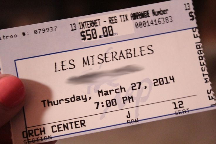 ^ Get a ticket to see Les Mis live