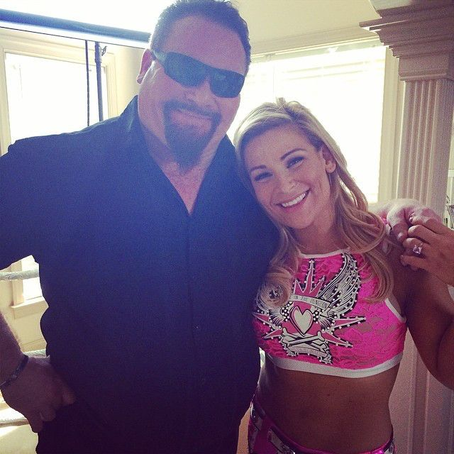 The Total Divas Star Who Deserves to Win the WWE Divas Championship Is Revealed—See the Results Chosen By You!  Nattie's Latest Pics