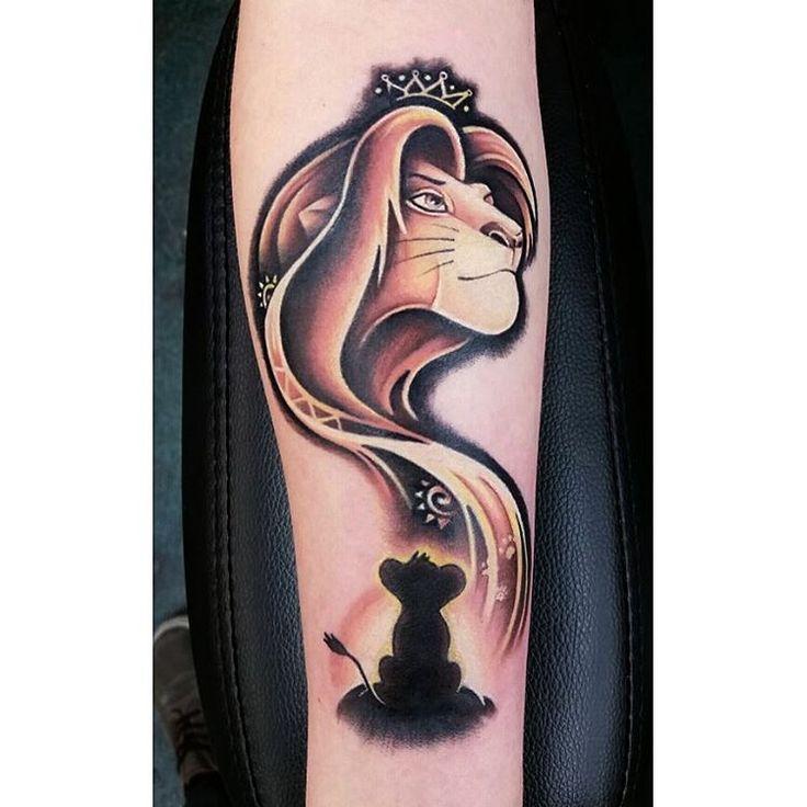 lionking disney tatoo disney disney tattos disney henna disney tattoo ...