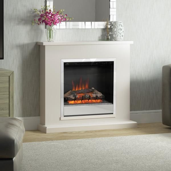 Be Modern Elsham Electric Fire Suite In 2020 Electric Fire