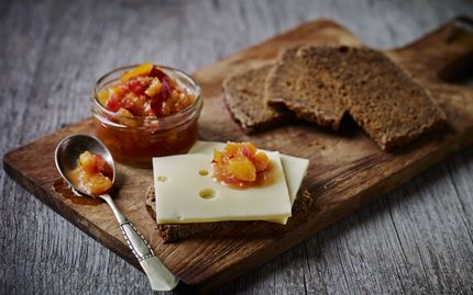 Arla - Riberhus - Appelsin- og abrikoschutney