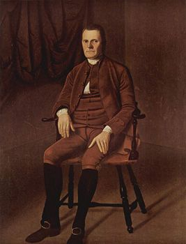 Roger Sherman - Connecticut: Hardworking and determined, Roger Sherman was a self-made man with a remarkably busy career. He was born in Newton, Massachusetts on April 19, 1721. He was an early supporter of the patriot cause and served as a delegate to both Continental Congresses. He was a member of the committees that drafted the Declaration of Independence and the Articles of Confederation.