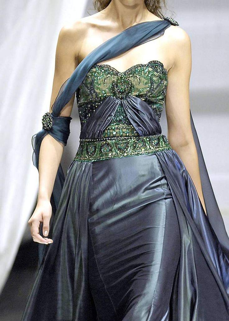 Zuhair Murad Haute Couture.