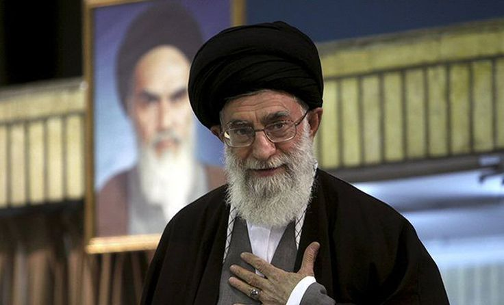 "Iran's Supreme Leader: We Won't Negotiate With West Over Regional Presence. US President Donald Trump has threatened to pull out of the nuclear deal unless three European signatories help ""fix"" the accord by forcing Iran to limit its sway in the Middle East and rein in its missile program. Tehran supports Syria's President Bashar Al-Assad in the government's war against rebel forces, including groups backed by the West, and is an ally of Israel's enemy Hezbollah in Lebanon."