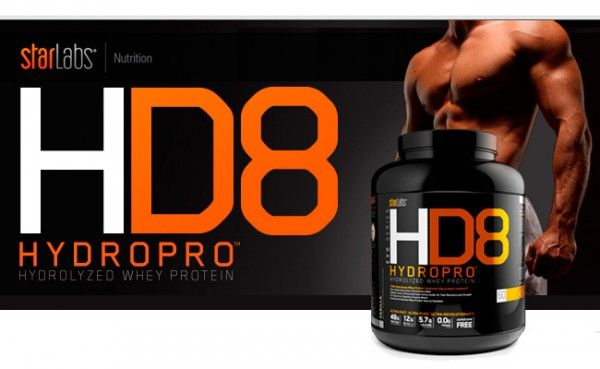 """Usa sólo lo mejor para tu """"recovery"""": Proteína Hidrolizada HD8 de Star Labs http://htg-sports.com/tienda/proteinas/hd8-hydropro-18-kg-star-labs/"""