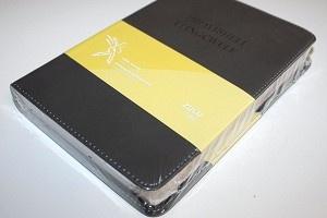 IBHAYIBHELI ELINGCWELE 1977 / Bible In Zulu Language / Charcoal Flexcover