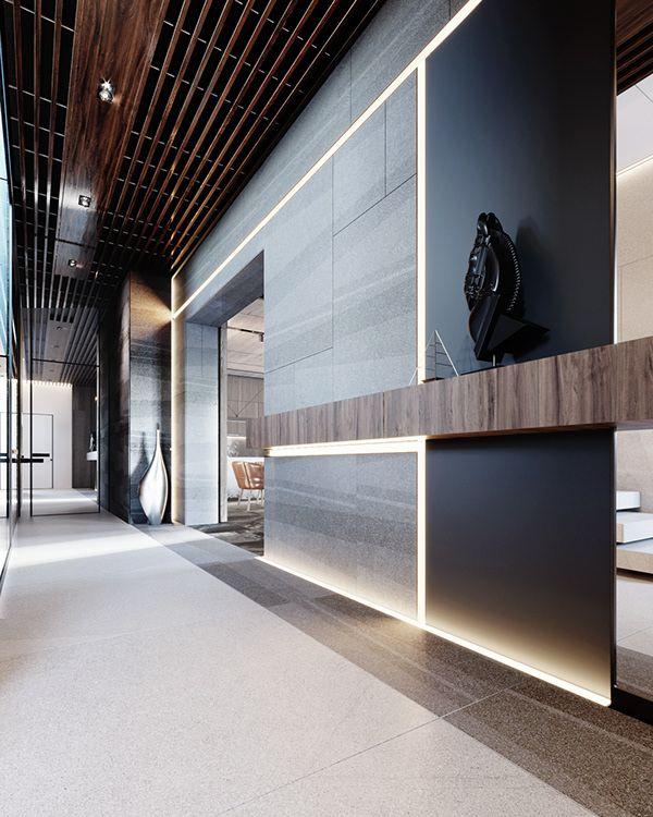 Apartment Entrance Design Interior