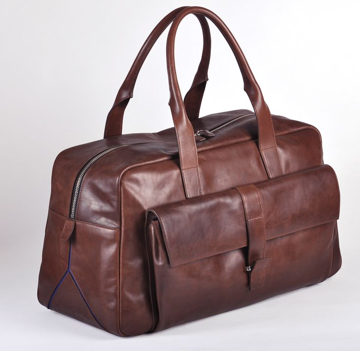 Luxury travel bag from Jas MB.